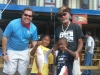 Matt with Boys and Girls Club fishing trip